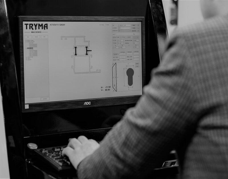 Aansturingssoftware voor een werkende productielijn